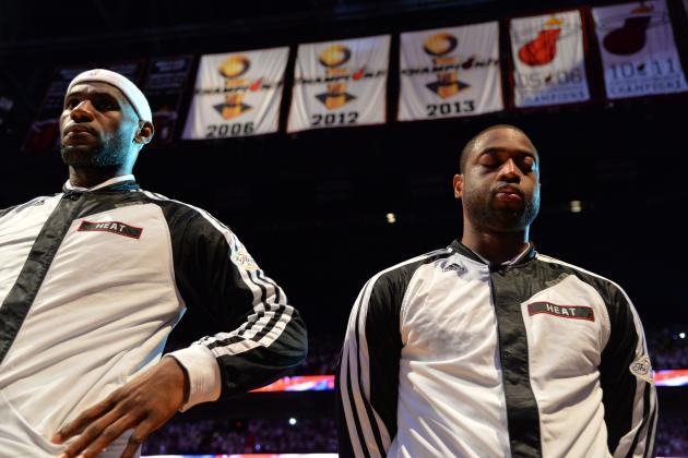 Dwyane Wade's Decision Dictates LeBron James' Future with Miami Heat