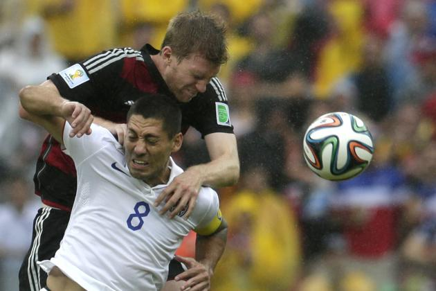 Germany vs. USA: World Cup Loss Shows America's Flaws Prior to Knockout Stage