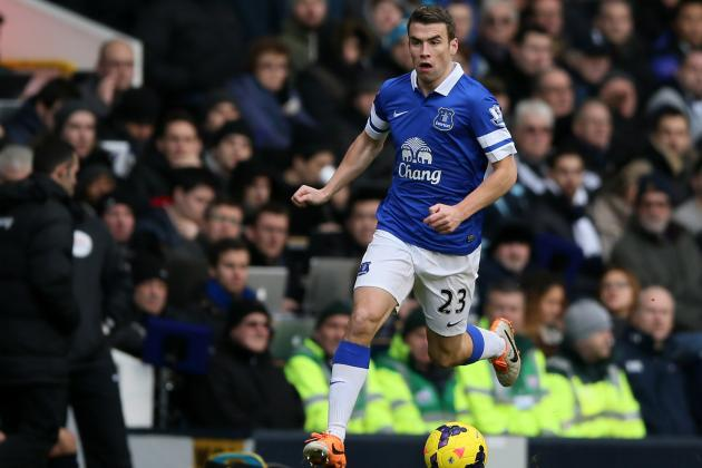Seamus Coleman Signs 5-Year Contract Extension with Everton