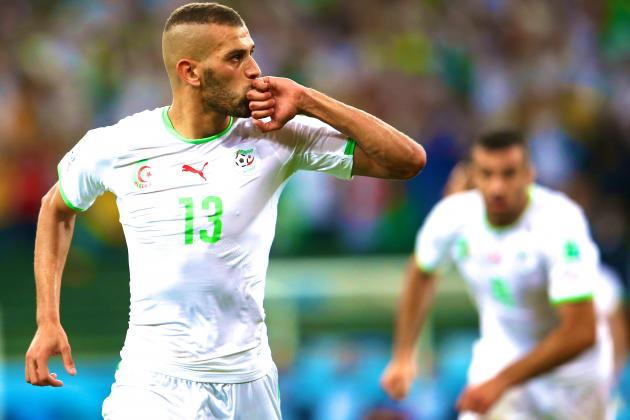 Algeria vs. Russia: World Cup Group H Score, Grades and Post-Match Reaction