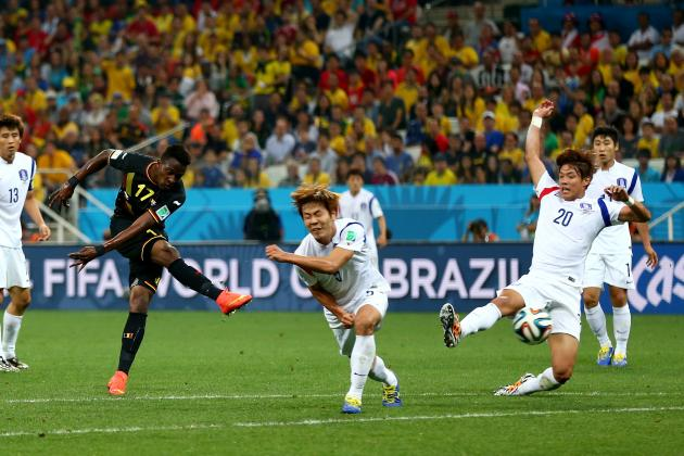 South Korea vs. Belgium: Resolute Red Devils Survive South Korea Scare
