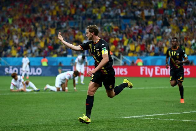 South Korea vs. Belgium: Final Player Ratings