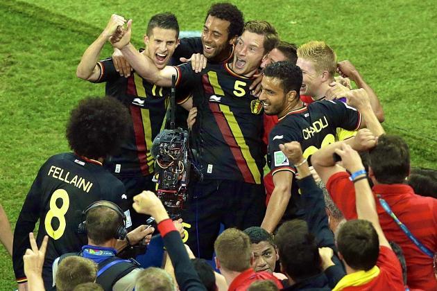 South Korea vs. Belgium: Resolute Red Devils Survive South Korea Scare