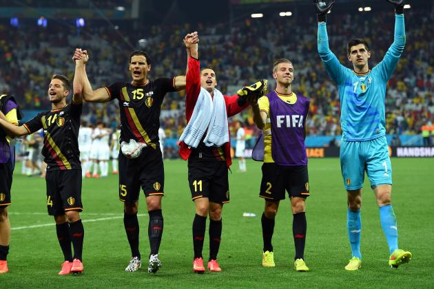 South Korea vs. Belgium: World Cup Group H Score, Grades and Reaction