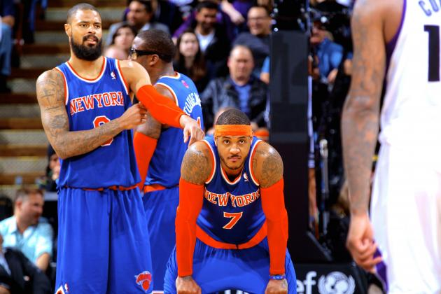 Tyson Chandler Trade Shows Knicks Preparing for Life Without Carmelo Anthony