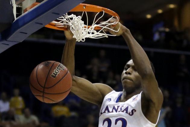 Kansas Basketball from B/R