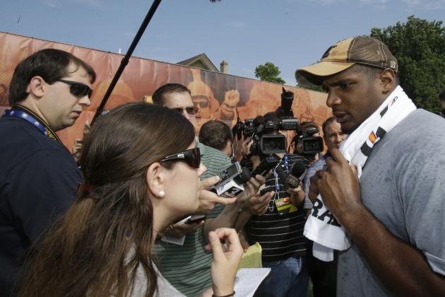 Why St. Louis Rams' Michael Sam Is Sure to Be a Stud