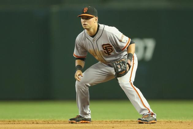 San Francisco Giants: Outlook for Big League Call-Ups in the Second Half