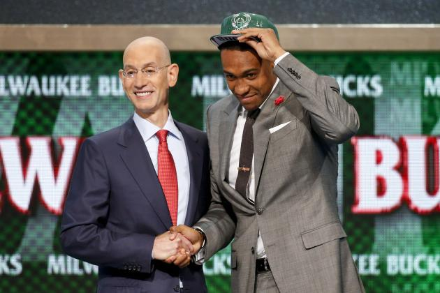 Twitter Reacts as Jabari Parker Is Drafted by Bucks in 2014 NBA Draft