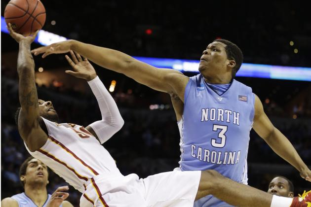UNC Basketball: Will Kennedy Meeks Be Tar Heels' Weak Link in 2014-15?