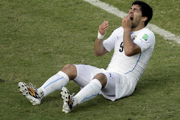 Luis Suarez Ban: Tracking Appeal, Liverpool, Uruguay's Response to FIFA Ruling