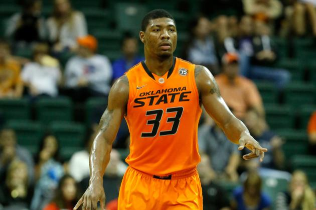 Twitter Reacts as Marcus Smart Is Selected by Celtics in 2014 NBA Draft