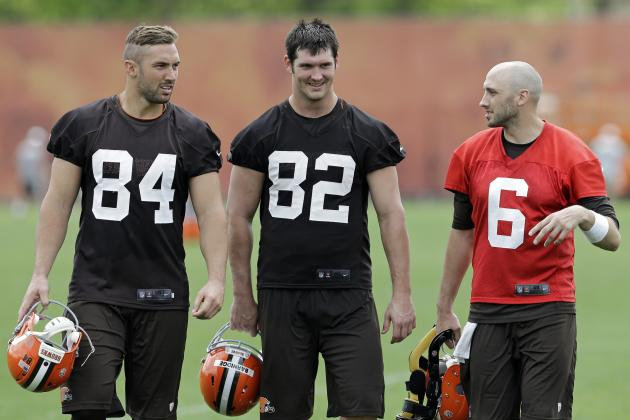 Top Five Browns Who Benefitted from the Offseason