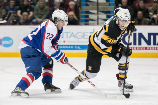 Roland McKeown: Prospect Profile for Los Angeles Kings' 2nd-Round Pick