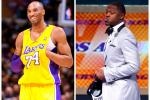 Kobe Welcomes Lakers' Draft Pick Randle to LA