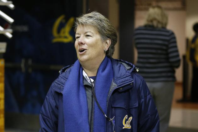 Cal's Sandy Barbour to Step Down as Athletic Director