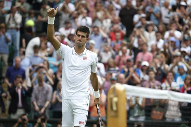 Wimbledon 2014: Full TV and Live Stream Schedule for Day 5 at All England Club