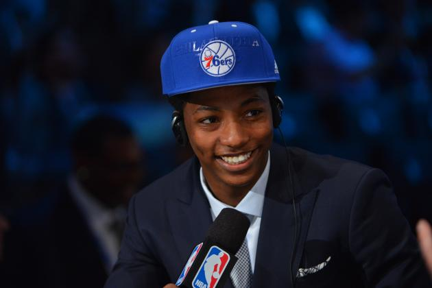 Dario Saric Traded from Magic to 76ers for Rights to Elfrid Payton