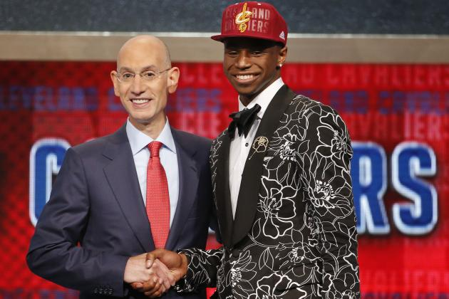 NBA Draft 2014: Twitter Reacts to Results for Rounds 1-2