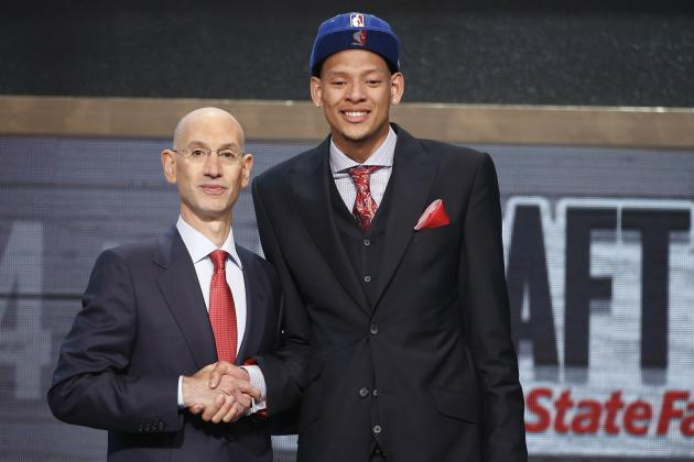 Twitter Reacts as Isaiah Austin Is Selected by NBA in 2014 Draft