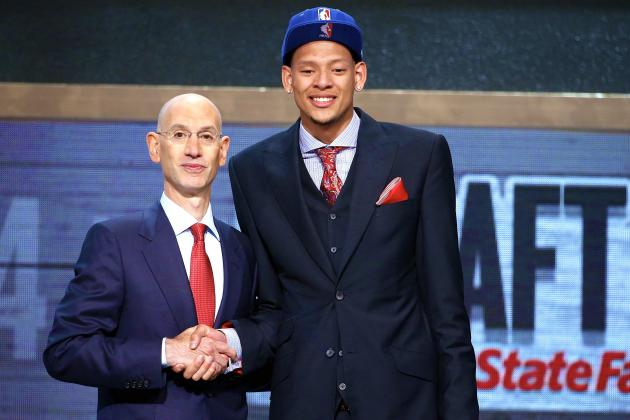 Isaiah Austin Selected by NBA in 2014 Draft in Classy Gesture