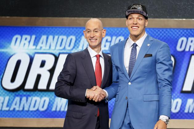 NBA Draft Results 2014: Full Listings of Grades and Picks