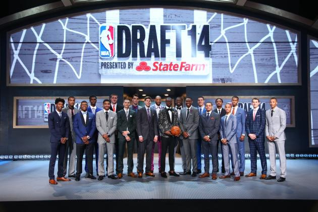 NBA Draft 2014 Results: Live Reaction, Highlights and Analysis