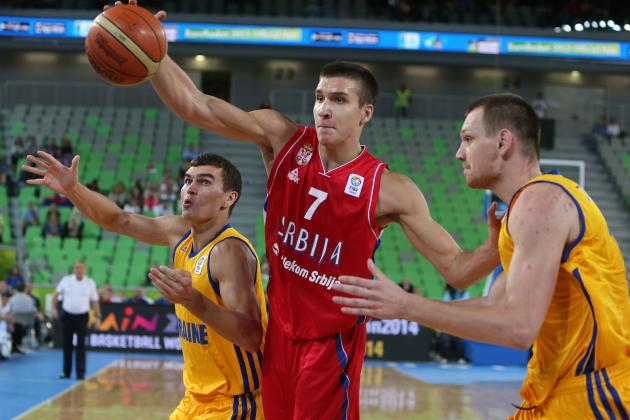 Bogdan Bogdanovic Drafted by Phoenix Suns: Latest News, Reaction and Analysis