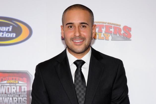 Dropping Knowledge: Jon Anik Breaks Down the Card for UFC Fight Night 44