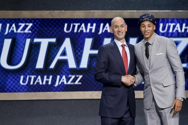 2014 NBA Draft: Results and Easy-to-View Grades for Both Rounds