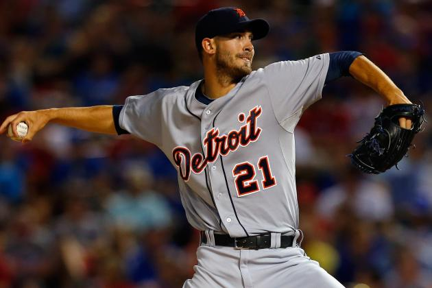Porcello Delivers First Career Complete-Game Shutout, DET Wins 7th Straight