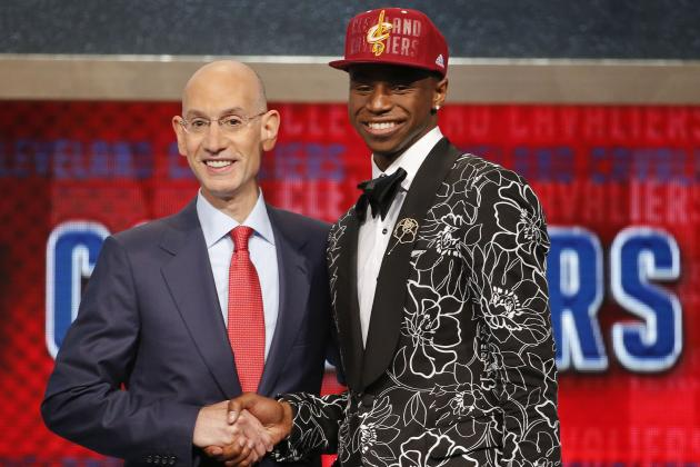 NBA Draft Grades 2014: Table of Letter Marks and Results for All 30 Franchises