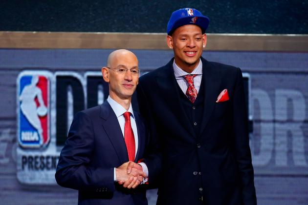 Adam Silver's Righteous Reputation Grows After Isaiah Austin Gesture at Draft