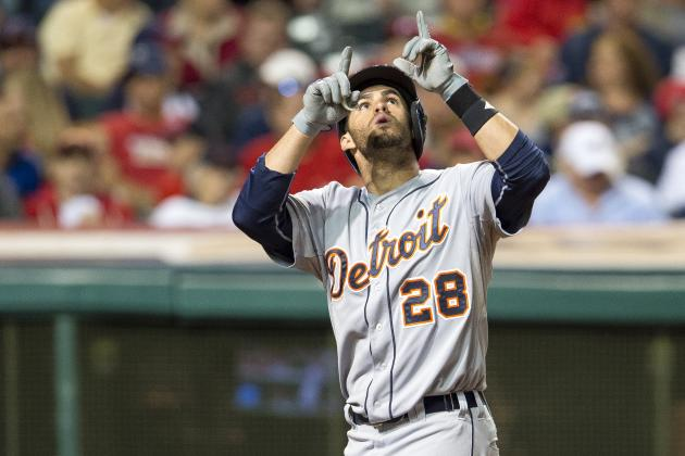 Tigers' J.D. Martinez Stays Low-Key on Eve of Reunion with Former Team