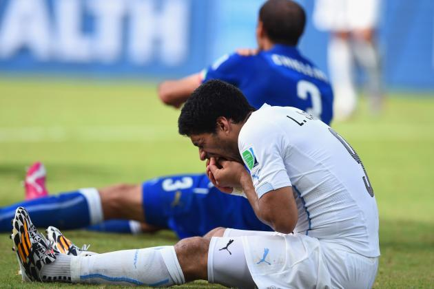 Luis Suarez Ban Reportedly Prompts Liverpool to Consider Legal Fight with FIFA