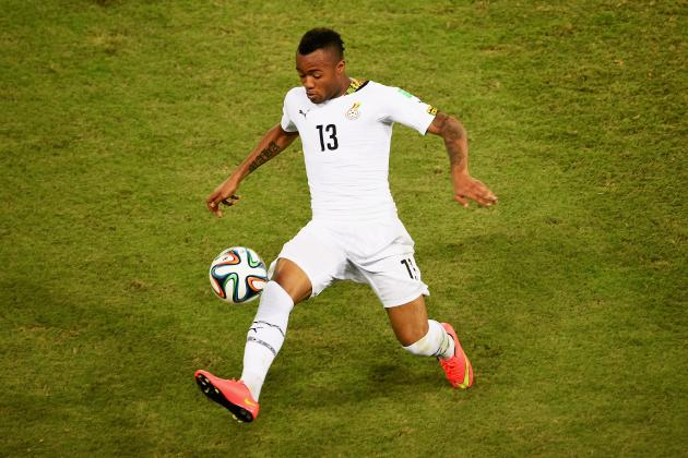Scouting Report: Is Jordan Ayew Arsenal's Loic Remy Transfer Alternative?