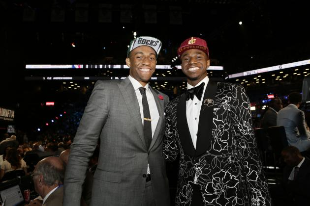 2014 NBA Draft Results: Team Grades and Analysis of Top Prospects