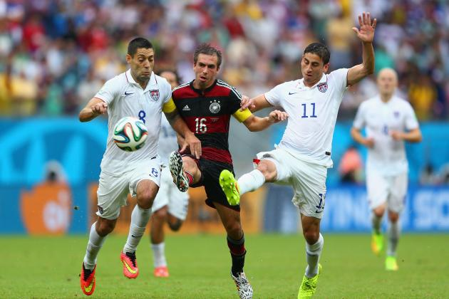 USA Performance Proves Philipp Lahm Belongs in Midfield for Germany