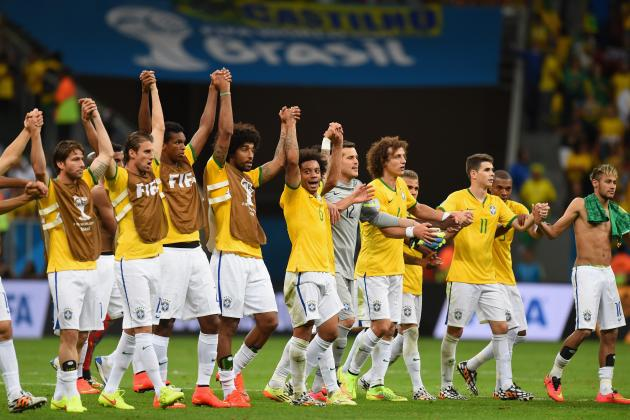 World Cup Results 2014: Updated Standings, Scores and Overall Analysis