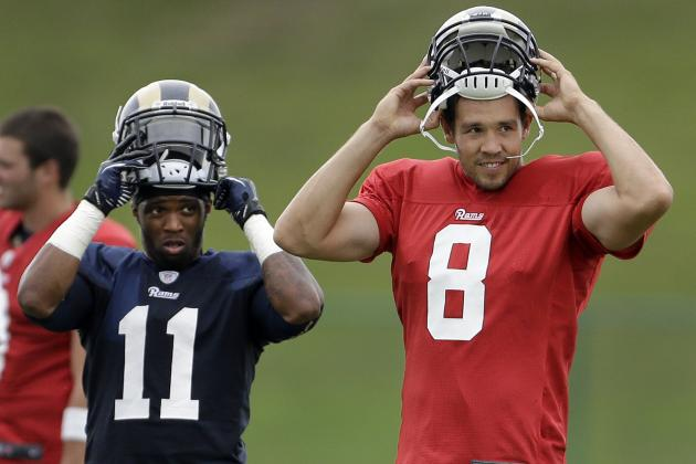 Rapid Development from Offensive Weapons Is Key to Rams Stealing NFC West Title