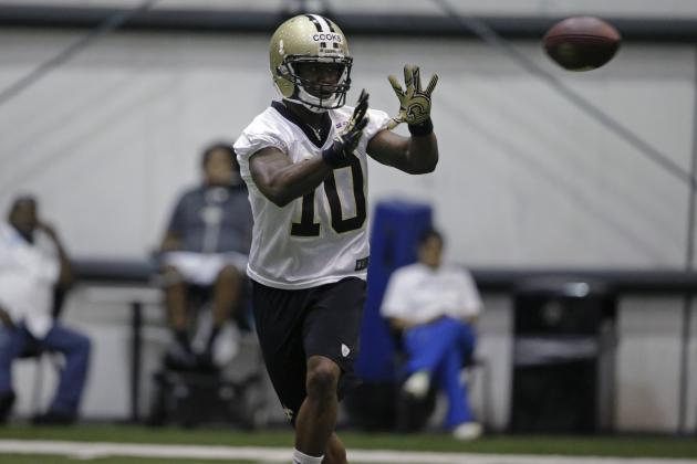Why Brandin Cooks Will Make Saints Forget About Darren Sproles