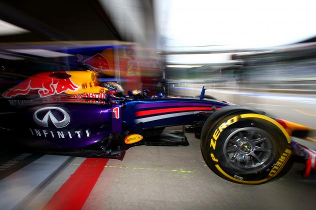 Renault Engines Under Serious Threat as Red Bull, Lotus Quit Rumours Grow