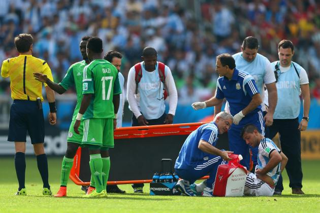 Argentina Need to Learn from Manchester City's Errors over Sergio Aguero Injury