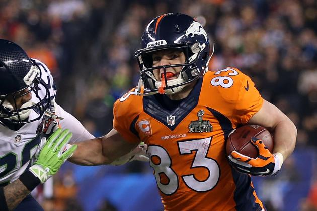 Is the 2014 Season Wes Welker's Final Act?