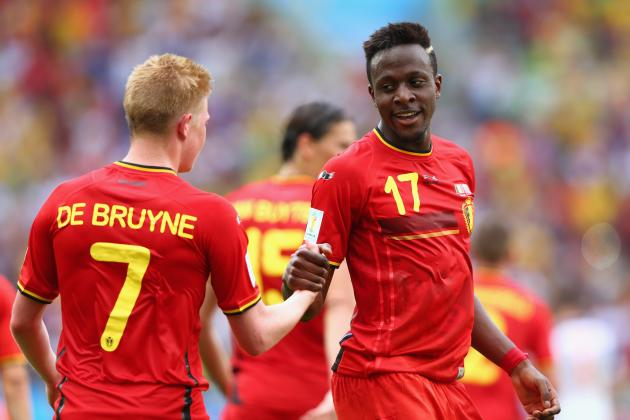 Liverpool Transfer News: Divock Origi Race Reportedly Won by Brendan Rodgers