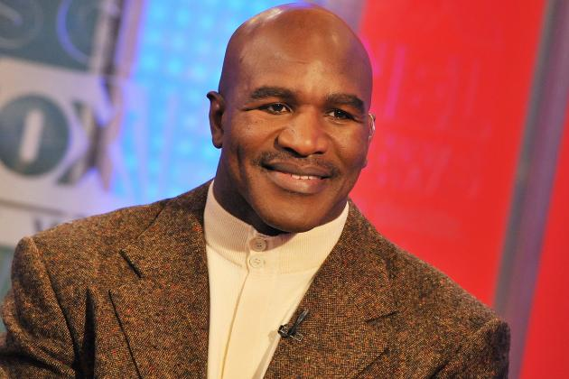 Evander Holyfield Officially Retires from Boxing