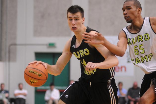 Nemanja Dangubic: Scouting Profile for San Antonio Spurs' Draft-Day Acquisition