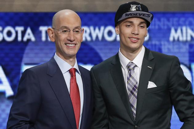 UCLA's LaVine 'Going Full-Fledged,' Ready to Join the Wolves