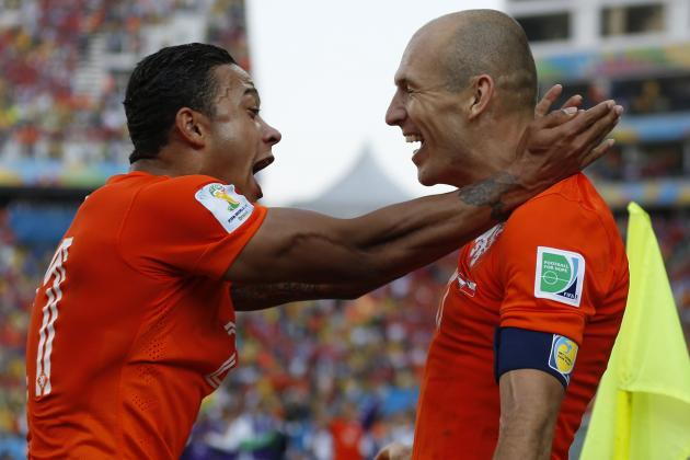 Netherlands vs. Mexico Odds: Betting Preview and World Cup Prediction