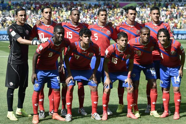 Costa Rica vs. Greece: Betting Odds, World Cup Prediction, Match Preview
